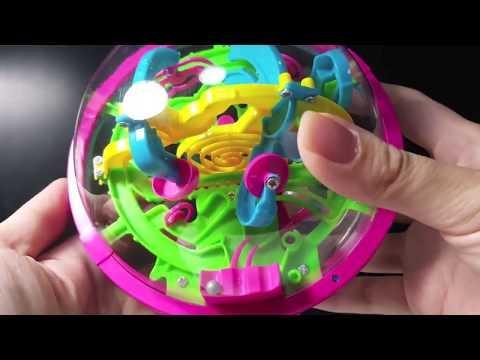 Magic Maze ball Stress Reliever Puzzle
