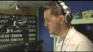 Beacon Radio's Andy Nash and Jon Wyer do the Big Brother Chilli Challenge