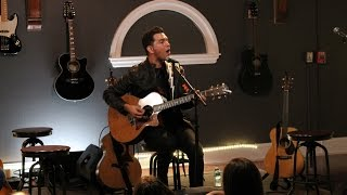 Andy Grammer Coast Lounge at the Via Agency 2014-11-25