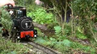 Repeat youtube video Lechfan Garden Railway
