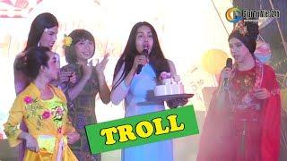 Lô tô show: Cát Thy troll bá đạo bị Su Su vạch trần khiến mọi người cười đau bụng