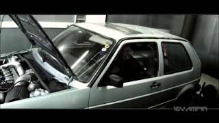 VW Golf schlägt Bugatti Veyron