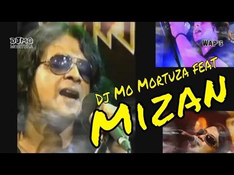 Nil Akasher || Dj Mo Mortuza feat Mizan || Back to 80's mix
