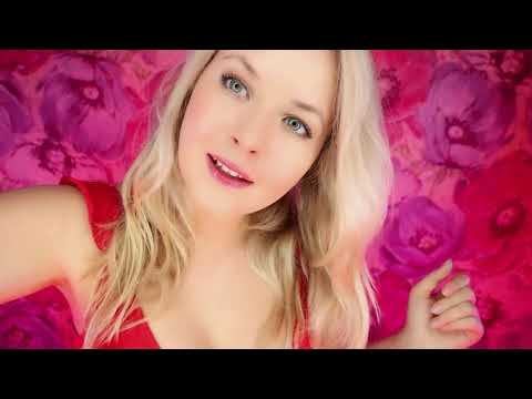 ASMR Feel my love like this feather 💞 Valentine's Day Mp3