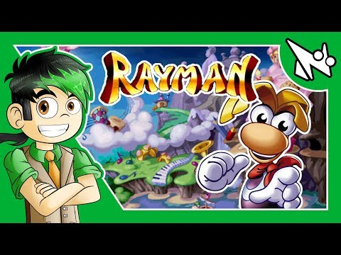 Video Reseña - Rayman (PS1) | Crono