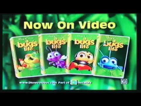 Opening to Disney's Sing Along Songs: Flik's Musical Adventure at Disney's Animal Kingdom 1999 VHS