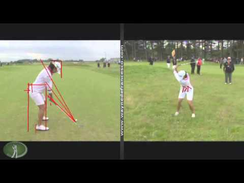 Yani Tseng Golf Swing Analysis
