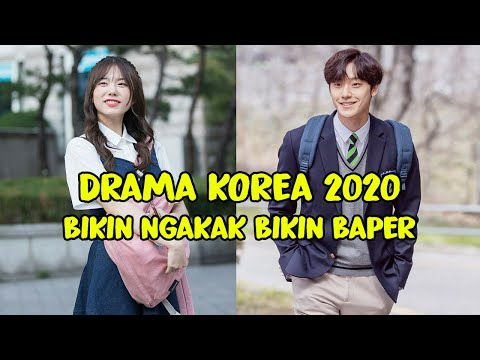 12 DRAMA KOREA KOMEDI ROMANTIS TERBAIK 2020