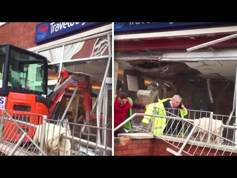 Mick Lee - Worker Demolishes Hotel After Claiming He Wasn't Paid
