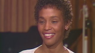Flashback: Watch a Very Shy Whitney Houston in Her First ET Interview