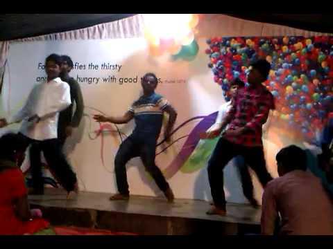 Yesu Anu Namamulo Dance Song by LAF Church Knr