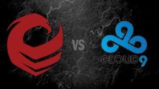 XDG vs C9 - 2014 NA LCS Super Week W1D1