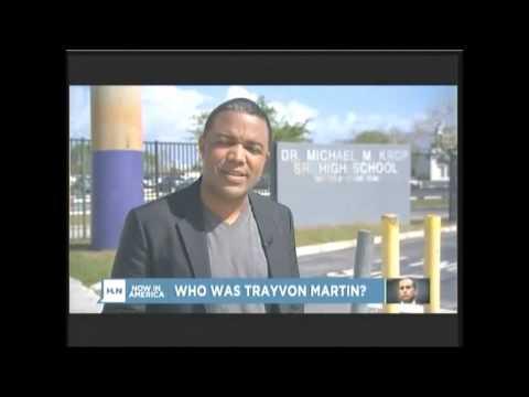 Friends of Trayvon Martin: Jerome Horton and Darrell Green - HLN May 27 2013