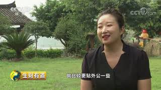 《生财有道》 20190930 古镇美味新财富| CCTV财经