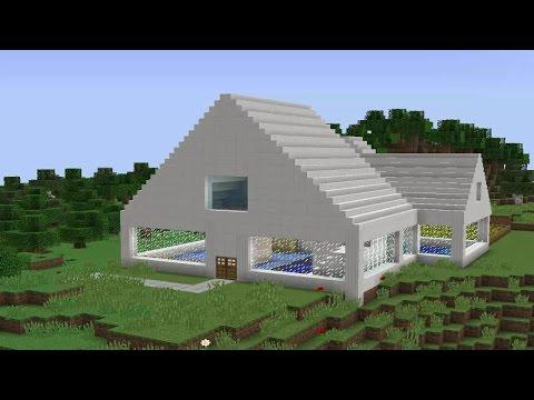 Minecraft Dünyanın En Guzel Evi 4