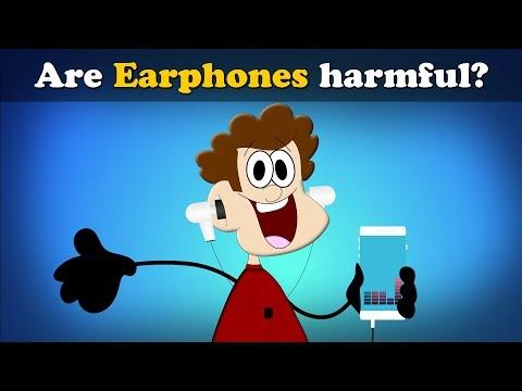 Are Earphones harmful?   #aumsum
