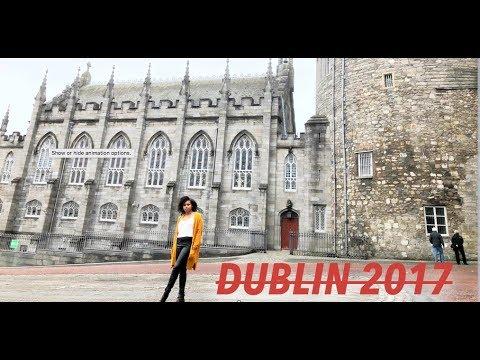 Ireland 2017 Travel Vlog || 12 Hours in Dublin