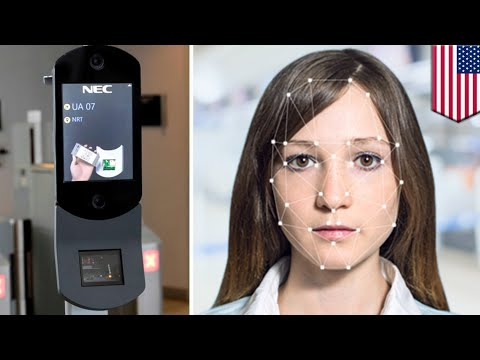 Facial scanners: DHS biometric program at US airports slammed for violating privacy - TomoNews