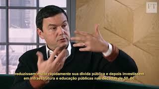 É hora de distribuir melhor a riqueza, diz Piketty em novo livro