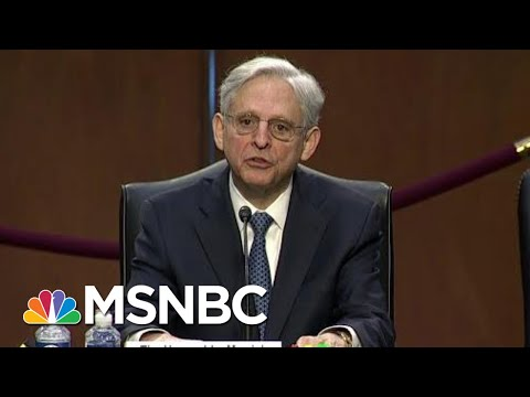 The Anti-Barr: Biden's AG Pick Vows To Investigate MAGA Rioters | The Beat With Ari Melber | MSNBC