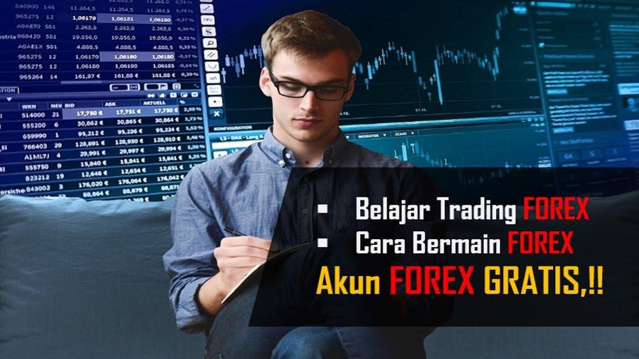Belajar trading forex youtube
