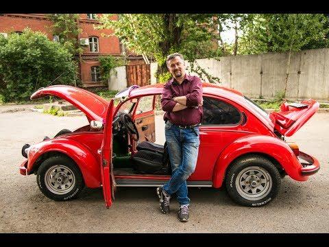 Автонаводка: Red Bug! Volkswagen Kaefer.