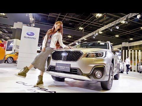 全新 Subaru Outback & EyeSight安全系統 │ 新加坡車展特報