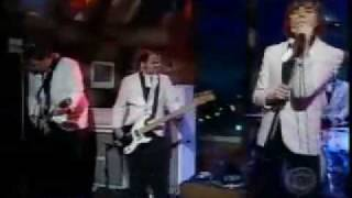 Two Timing Touch And Broken Bones Live on CBS (The Hives)