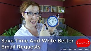 Save Time And Write Better Email Requests in English
