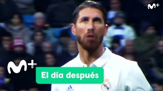 El Día Después (23/01/2017): Ramos, feliz en área contraria