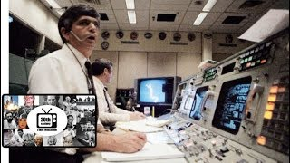 Challenger Disaster, Control Room Reaction, Real Footage! 20th Century Time Machine