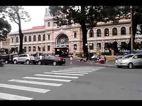 Acer beTouch E210 camera test - Saigon Notre-Dame Basilica, Hochiminh city, Vietnam