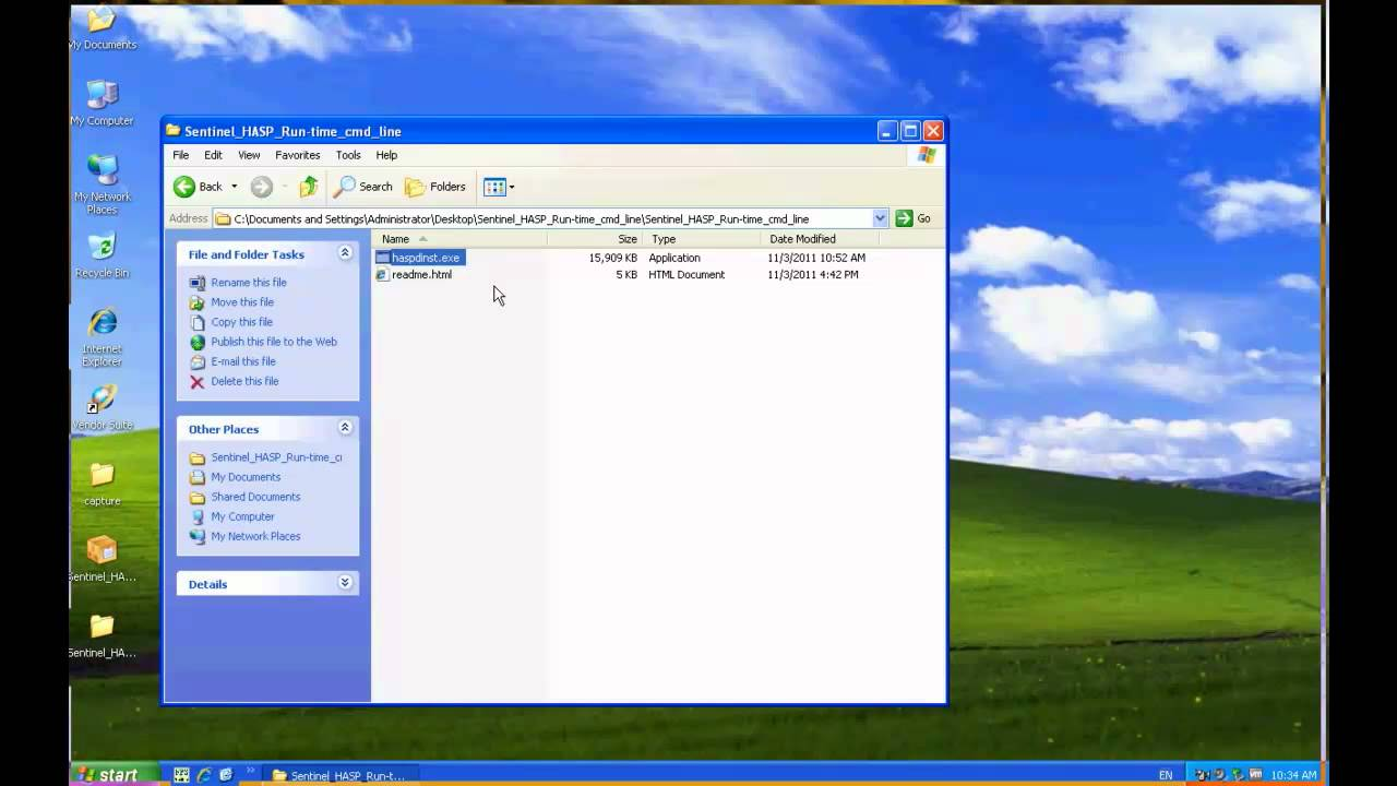 HASP 3.21 DRIVERS FOR WINDOWS 7