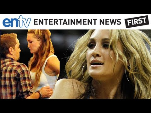 American Idol Contestant Brittany Kerr Caught Kissing A Married Jason Aldean: ENTV