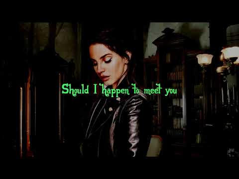 Lana del Rey – Axl Rose Husband (Lyrics)