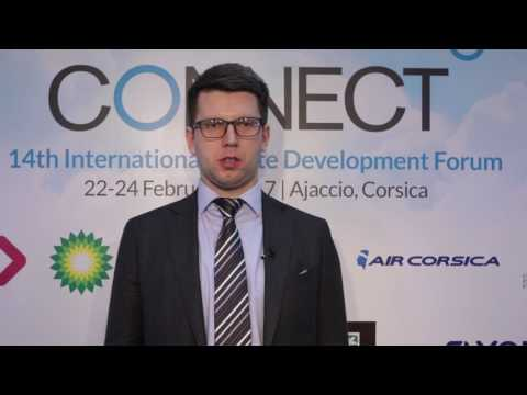 Interview with Lithuanian Airports at CONNECT 2017