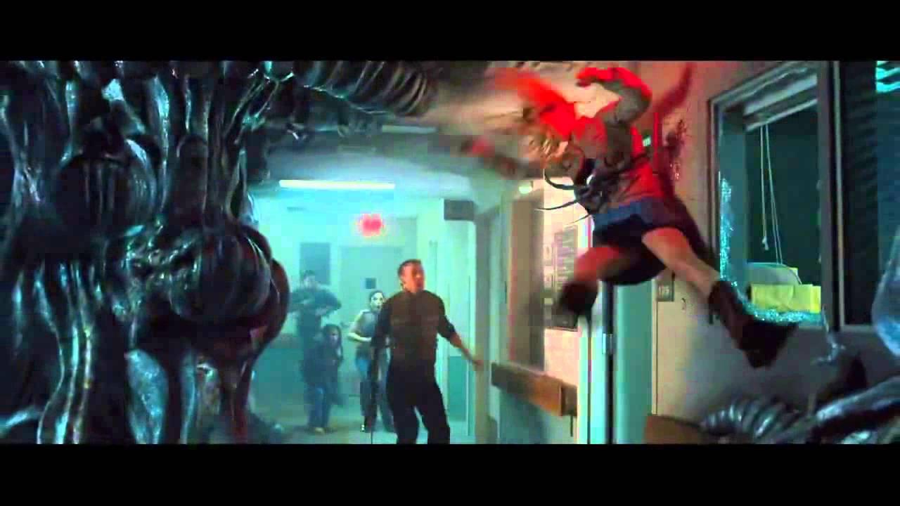 aliens vs predator 2 uncut trailer hd youtube