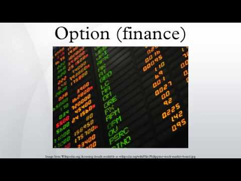 Option (finance)