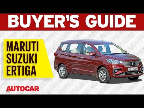 2018 Maruti Suzuki Ertiga l Which Variant to Buy l Buyer's Guide | Autocar India