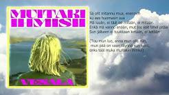 Vesala - Muitaki Ihmisii [Lyrics]