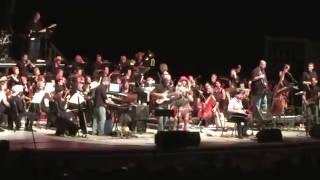 blind joe old time rock n roll ft the fargo moorhead symphony and post tramatic funk syndrome