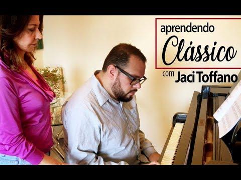 Aprendendo Clássicos -  Com Jaci Toffano