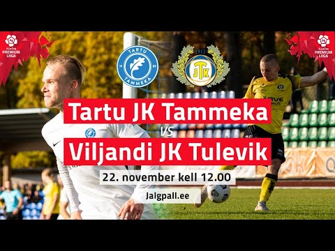 Tammeka Tartu Tulevik Goals And Highlights