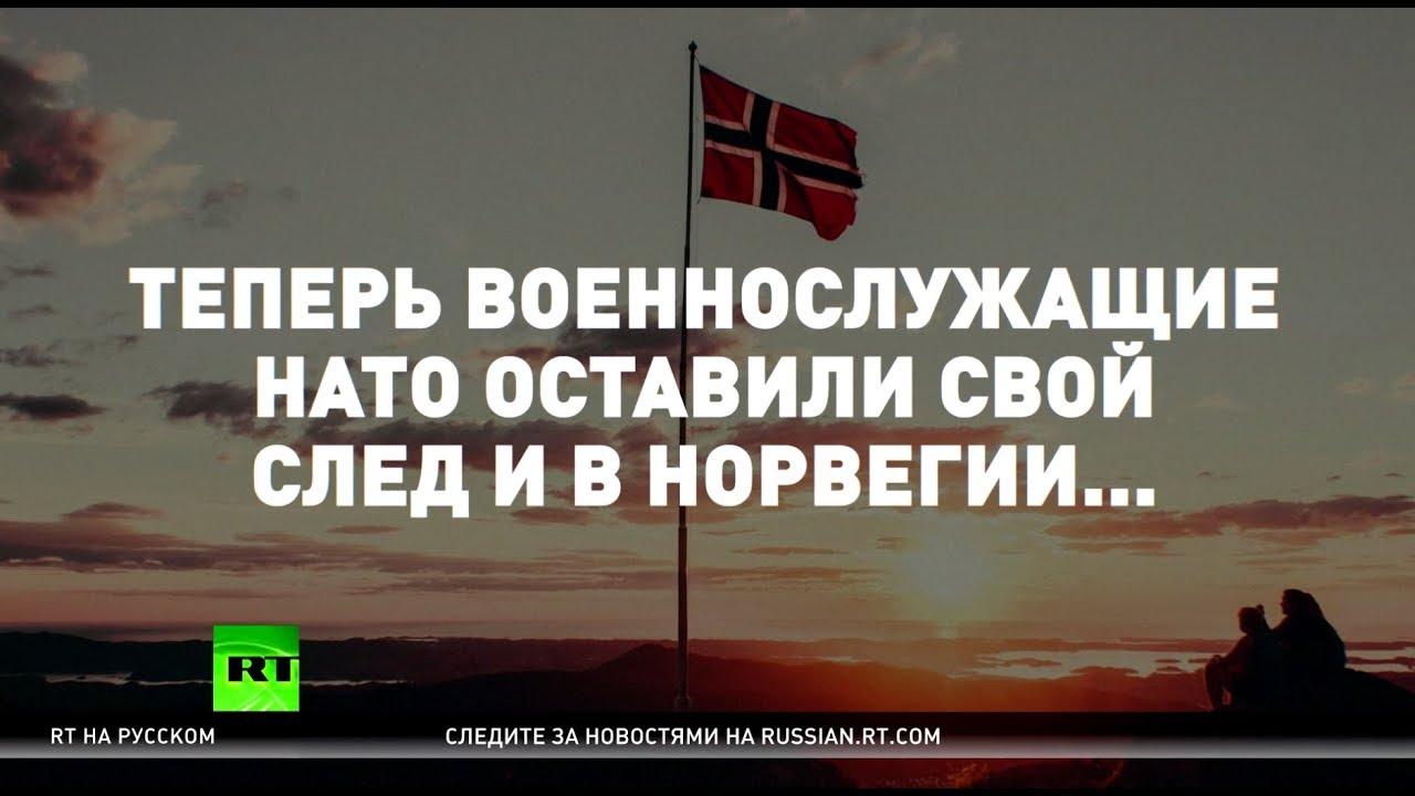 Тысячи натовских солдат загадили своими фекалиями норвежские фермы