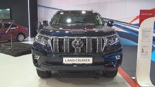 Toyota Land Cruiser 150 Luxury Premium Full Time 4x4 (2018) Exterior and Interior