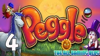 Peggle PC Gameplay / Playthrough Part 4   Flippers