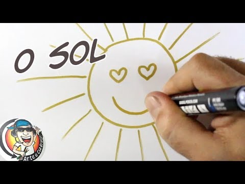 O Sol - Vitor Kley (Videoclipe Oficial) Desenhando Música