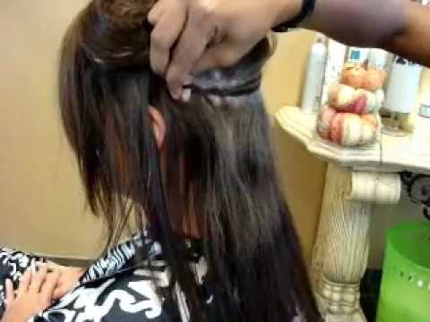 Using hair extensions to increase hair growth avoid hair breakage using hair extensions to increase hair growth avoid hair breakage and traction alopecia youtube pmusecretfo Image collections