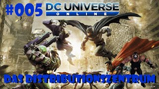DC Universe Online Liga Deserteure  - Tutorial Gameplay & LPT #5 [GERMAN / DEUTSCH]