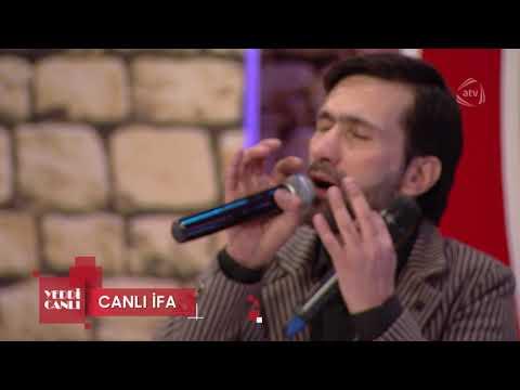 Emil Rəhmanoğlu Həyat yoldaşı Səbinə xanım üçün mahnı ifa etdı (7 Canlı) - ATV Show